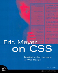 Eric Meyer on CSS