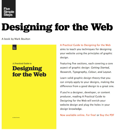 Designing For The Web Design Reverb
