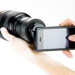 iPhone SLR
