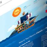 Blank WordPress Themes